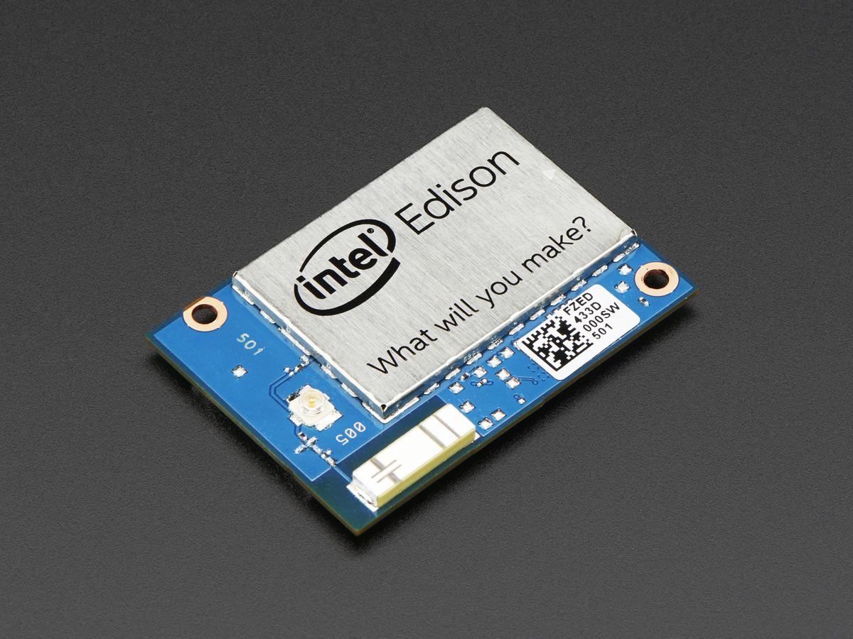 Comenzando con Intel Edison en UBUNTU