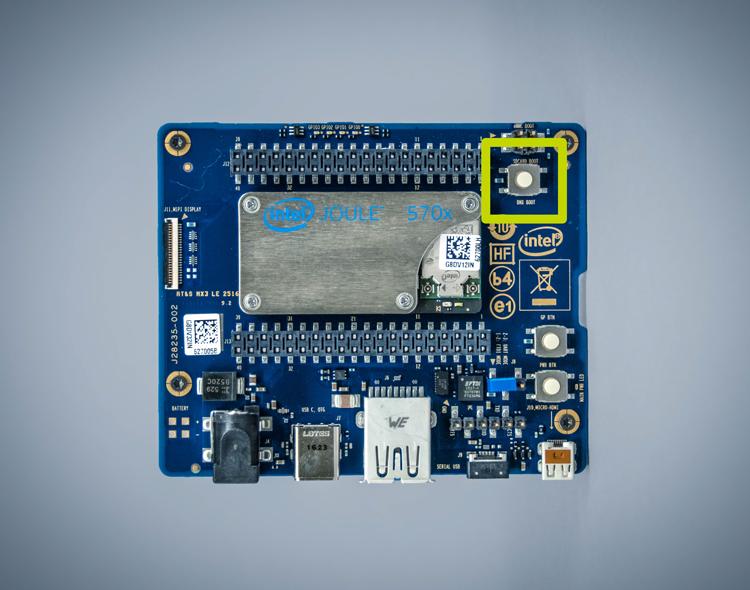Intel Joule – Primeros Pasos